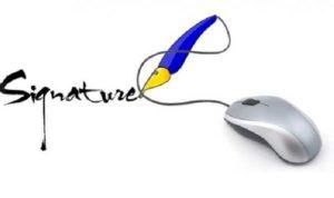 Layanan E Signature Free dalam Proses Pengotorisasian